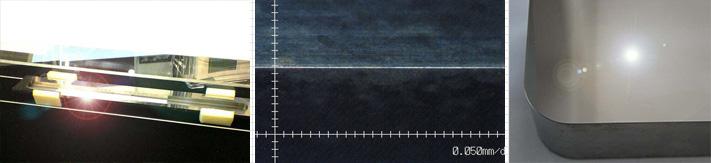 スリットコーターノズル・高硬度・高耐食用金型
