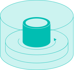 Ring on Disk