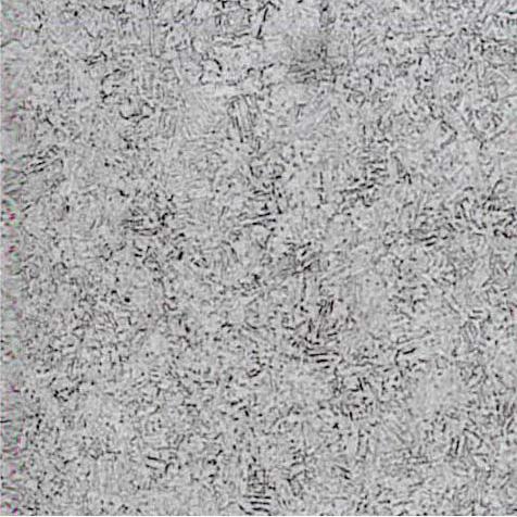 クロス鍛造材 顕微鏡組織(100倍)L