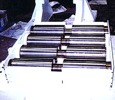 2.Bearing device for bridge / Roller&Bearing plate